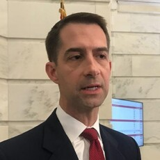 Cotton: We Might Have to Hold up Defense Funding to Pass Ban on Critical Race Theory in Military