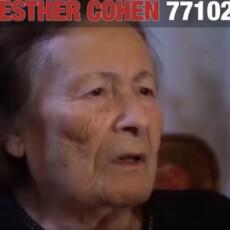 Dark Wire: Greece's Oldest Holocaust Survivor Dies at the Age of 96