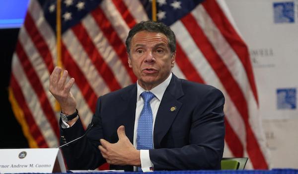Governor Cuomo Trump Vaccine Lockdown New York