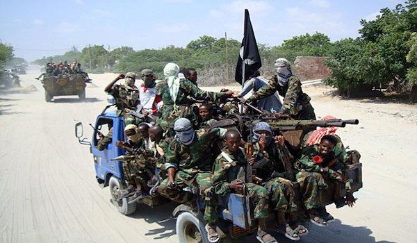 Islamic terror africa