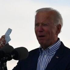 Disturbing Joe Biden Brain Freeze Caught at PA Rally: 'Truaninonashufodopressure'