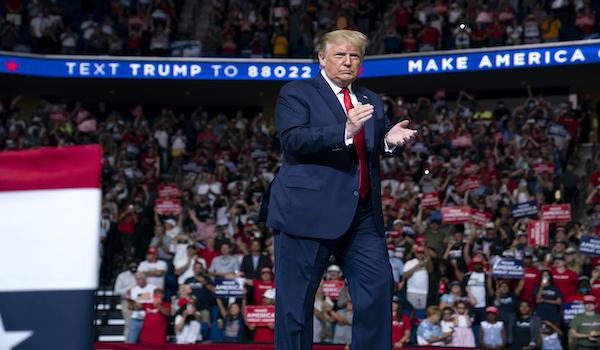 Trump voters Biden 2020 election
