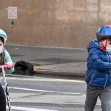 Dr. Anthony Fauci: Kids Must Still Wear Masks Outside Playing with Friends
