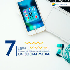 Effective ways to AMP up Personal Branding on Social Media