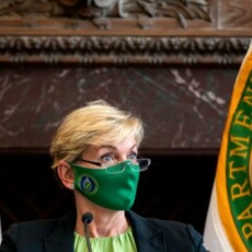 Energy Secretary Jennifer Granholm on Colonial Pipeline Crisis: If You Drove an Electric Car, 'This Would Not Be Affecting You'