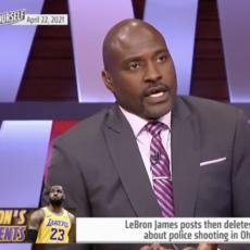 ESPN's Marcellus Wiley Slams LeBron James For 'Irresponsible' Tweet Targeting Cop