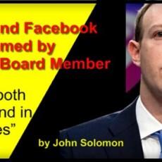 Facebook Oversight Board Member Rips Social Media Giant [Video]