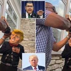 Feds Raid IL Senator Who Held Trump Assassination Rally