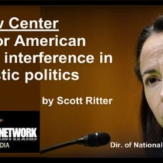 Foreign Malign Influence Center — Official cover for American Domestic Intelligence