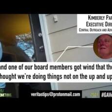Georgia homeless voting scandal…