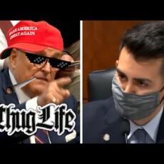 Giuliani stomps on smug Michigan punk…