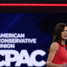 Gov. Kristi Noem at CPAC: 'Conservatives Exist to Fight for America'
