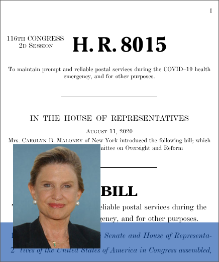 H.R. 8015, the bill that was voted on