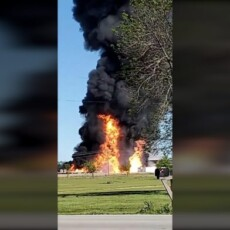Holy Smokes: Massive Propane Explosion Detected From Space