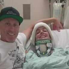 Horrifying Accident Leaves New Bride Paralyzed, Then Something Amazing Happens