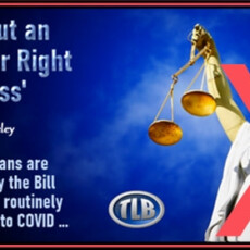 How COVID Put an End to … 'Your Right to Due Process'