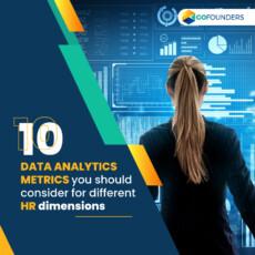 HR Data Analytics metrics to Renovate Staffing Operations of your Organization