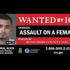 ICE Buys Billboards In Sanctuary City Featuring At-Large Criminal Aliens