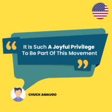 It Is Such A Joyful Privilege To Be Part Of This Movement