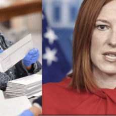 Jen Psaki Statement About Upcoming Elections Scares Every American