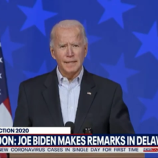 Joe Biden To Make A Statement | Live