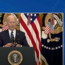 Joe Biden: 'When I came to the U.S. Senate 120 years ago'