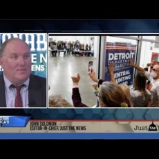 John Solomon — FBI is working with Michigan election whistleblower…