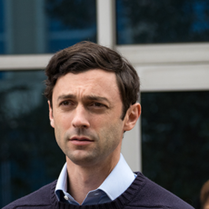 Jon Ossoff Promotes China's Official News Agency After Working as Staffer in Congress