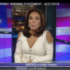 Judge Jeanine opening statement, fantastic interview with Lin Wood…