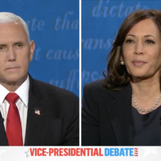 Kamala Harris Tells Debate Watchers: You're Damn Right Biden And I Will Order A Massive Tax Increase