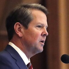 Kemp: CO Has Fewer Early Voting Days Than Us, We're Being Targeted Because Biden, Abrams 'Lying' to People