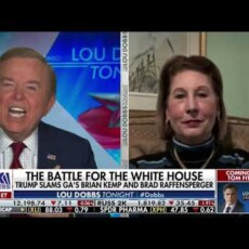Latest from Sidney Powell with Lou Dobbs…