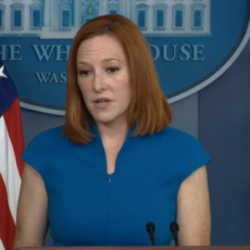 LIVE: Jen Psaki holds White House press briefing