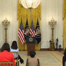 LIVE: President Biden holds first official press conference