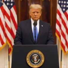 LIVE: President Trump's Farewell Address to the Nation
