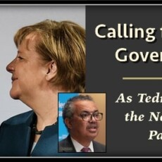 Macron & Merkel Call For Beefing Up WHO to Battle Pandemics As Tedros Announces the Next One