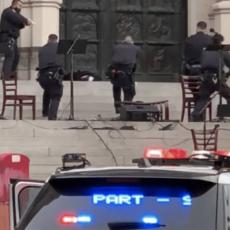 Manhattan Cathedral Gunman Left Note Behind Detailing Hostage-Taking Plans