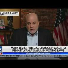 Mark Levin — It was criminal fraud…