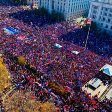 Massive Turnout For 'Million MAGA March' In Washington, DC Saturday