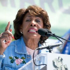 Maxine Waters Says She 'Will Never, Ever Forgive' Black Voters Who Don't Do What She Says