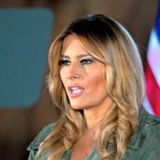 Melania Trump: 'The American Spirit Is Stronger than this Virus'