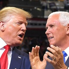 Mike Pence and Donald Trump Patch Up Relationship in White House Meeting