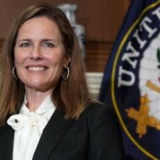 Military Puts SCJ Amy Coney Barrett on House Arrest
