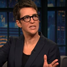 MSNBC's Maddow: Trump's 'Performative Return' Was 'Unnerving Spectacle' — He Was 'Struggling to Breathe'