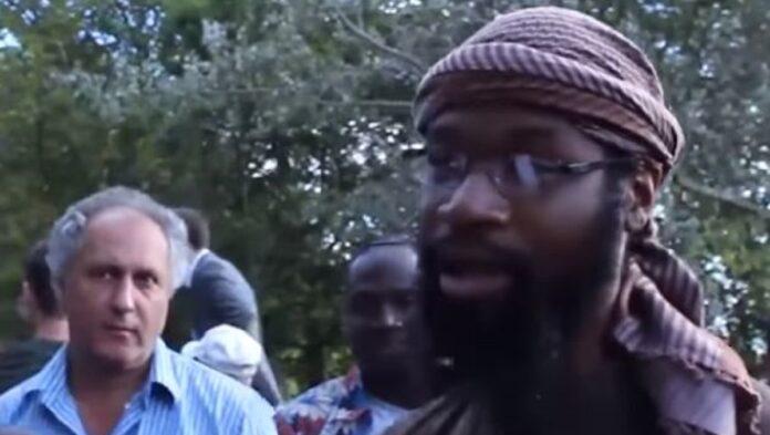 Muslim in court