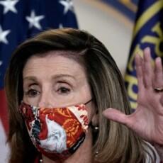 Nancy Pelosi Vows Congress Will Pass 'Election Reform' Bill: Criminalized Political Speech, Pre-Paid Absentee Ballots