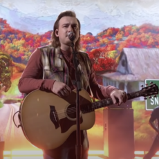 Nashville Billboards Show Support For 'Canceled' Artist Morgan Wallen Ahead Of Academy Of Country Music Awards