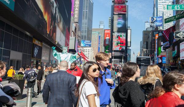 new york city covid tourism