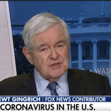 Newt Gingrich locked out of Twitter for criticizing Biden immigration policy