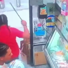 NYC Bodega Owners Release Video Of Machete Attack In The Bronx